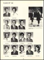 1966 Princess Anne High School Yearbook Page 188 & 189