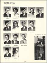 1966 Princess Anne High School Yearbook Page 190 & 191