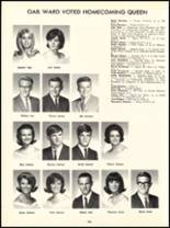 1966 Princess Anne High School Yearbook Page 196 & 197