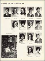 1966 Princess Anne High School Yearbook Page 198 & 199