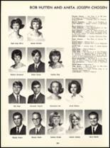 1966 Princess Anne High School Yearbook Page 204 & 205