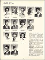 1966 Princess Anne High School Yearbook Page 206 & 207