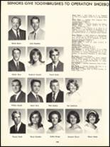 1966 Princess Anne High School Yearbook Page 208 & 209