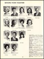 1966 Princess Anne High School Yearbook Page 210 & 211