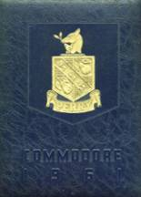1961 Yearbook Perry Traditional Academy High School