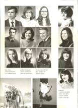 1971 Douglas County High School Yearbook Page 12 & 13