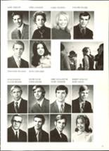 1971 Douglas County High School Yearbook Page 14 & 15