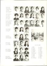 1971 Douglas County High School Yearbook Page 22 & 23