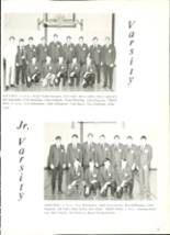 1971 Douglas County High School Yearbook Page 38 & 39