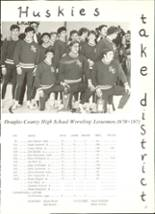 1971 Douglas County High School Yearbook Page 40 & 41
