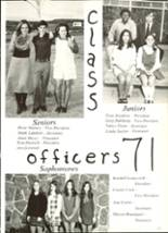 1971 Douglas County High School Yearbook Page 76 & 77