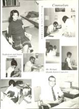 1971 Douglas County High School Yearbook Page 106 & 107