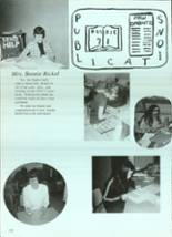 1971 Douglas County High School Yearbook Page 126 & 127