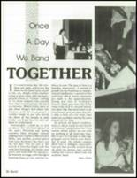 1991 Archmere Academy Yearbook Page 40 & 41