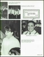 1991 Archmere Academy Yearbook Page 42 & 43