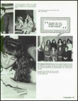 1991 Archmere Academy Yearbook Page 48 & 49