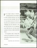 1991 Archmere Academy Yearbook Page 66 & 67
