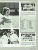 1991 Archmere Academy Yearbook Page 70 & 71