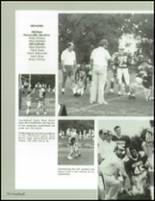 1991 Archmere Academy Yearbook Page 80 & 81