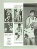 1991 Archmere Academy Yearbook Page 98 & 99