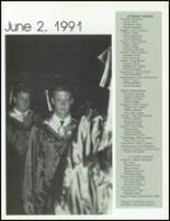 1991 Archmere Academy Yearbook Page 180 & 181