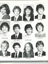 1983 Churchill Area High School Yearbook Page 36 & 37
