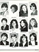1983 Churchill Area High School Yearbook Page 40 & 41