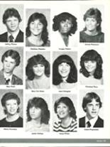 1983 Churchill Area High School Yearbook Page 42 & 43