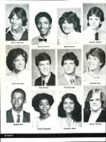 1983 Churchill Area High School Yearbook Page 44 & 45