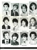 1983 Churchill Area High School Yearbook Page 50 & 51