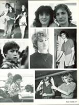 1983 Churchill Area High School Yearbook Page 60 & 61