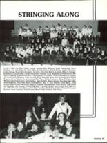 1983 Churchill Area High School Yearbook Page 72 & 73