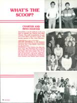 1983 Churchill Area High School Yearbook Page 74 & 75