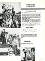 1983 Churchill Area High School Yearbook Page 76 & 77