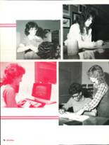 1983 Churchill Area High School Yearbook Page 82 & 83