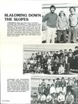 1983 Churchill Area High School Yearbook Page 86 & 87