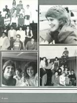 1983 Churchill Area High School Yearbook Page 94 & 95