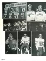 1983 Churchill Area High School Yearbook Page 136 & 137