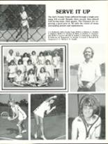 1983 Churchill Area High School Yearbook Page 140 & 141