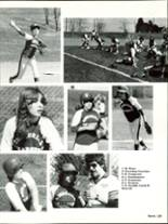 1983 Churchill Area High School Yearbook Page 142 & 143