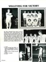 1983 Churchill Area High School Yearbook Page 154 & 155