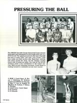 1983 Churchill Area High School Yearbook Page 160 & 161