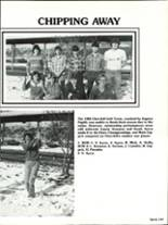1983 Churchill Area High School Yearbook Page 162 & 163