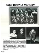 1983 Churchill Area High School Yearbook Page 164 & 165