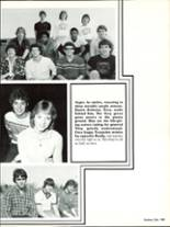 1983 Churchill Area High School Yearbook Page 188 & 189