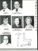 1983 Churchill Area High School Yearbook Page 204 & 205