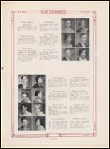 1930 Bowie High School Yearbook Page 14 & 15