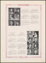 1930 Bowie High School Yearbook Page 16 & 17