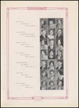 1930 Bowie High School Yearbook Page 20 & 21