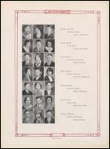 1930 Bowie High School Yearbook Page 22 & 23